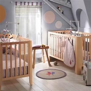 Aménager Chambre Bébé Dans Chambre Parents : amnager chambre bb comment dcorer la chambre de bb garon ~ Zukunftsfamilie.com Idées de Décoration