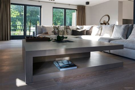 creative custom coffee table interior design ideas