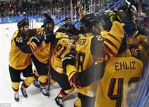 Germany stun Canada to reach men's ice hockey final ...