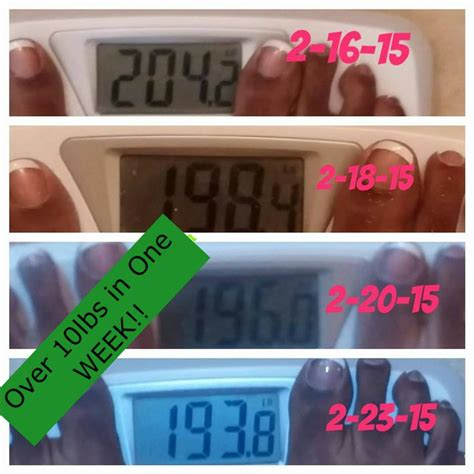 my friend ikeshia s results with iaso detox tea weightloss realpeople