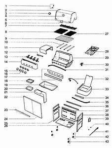Weber Grillgas Parts