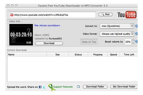 fast download manager youtube downloader free