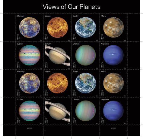 Pluto Gets Its Own 2016 Stamp, Still Not A Planet Despite