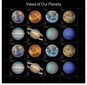 Pluto Gets Its Own 2016 Stamp, Still Not A Planet Despite ...