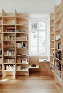 étagère Bibliothèque Bois : l tag re biblioth que comment choisir le bon design ~ Teatrodelosmanantiales.com Idées de Décoration