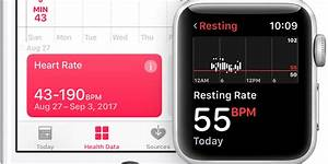 People Are Using Apple Watch Heart Rate Readings Used To
