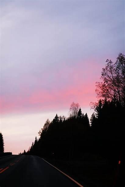 Pretty Sky Colors