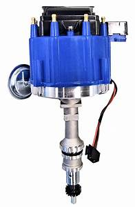 351w Hei Conversion Distributor Blue Cap