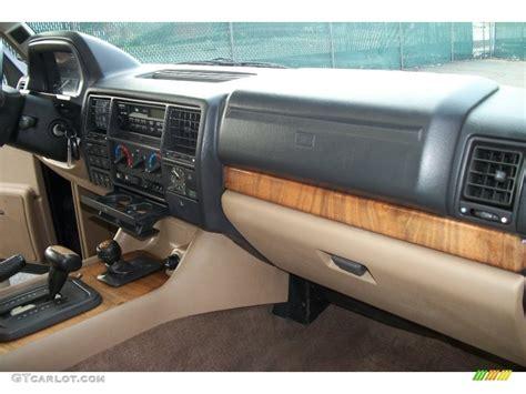 vintage range rover interior 1995 land rover range rover county classic dashboard