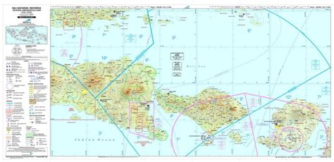 sectional aeronautical chart sac  west java
