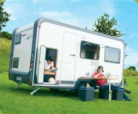 Chic Modern Campers Deseo Caravan For The Ubertrendy