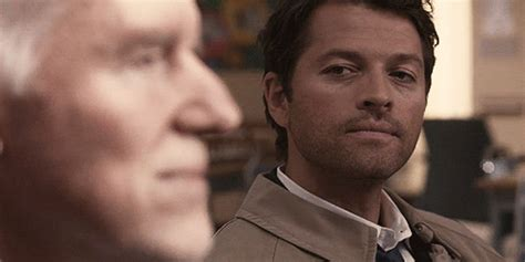 dean s drive a closer look into dean winchester s chevy dean bangs cas in the impala gigantorpadamoose all i