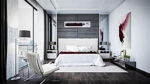 Modern, Bedroom, Interior, Design, On, Behance