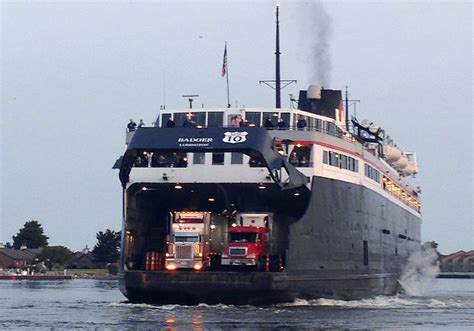 correction lake michigan car ferry   received
