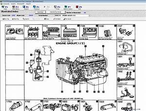 Toyota Forklift Parts