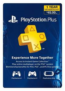 Amazon And GameStop Offering 1 Year PS Membership For