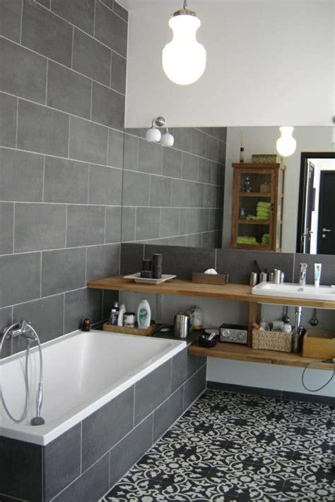 décoration intérieure chambre à coucher le carrelage en ciment le joyau de la décoration