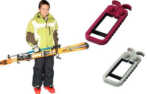 sac a dos porte ski deux innovations pour porter les skis sans se faire skiinfo