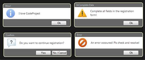 Using A Customized Messagebox In Asp.net