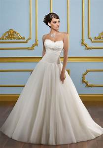 simple organza wedding dresses for simple but very elegant With simple ball gown wedding dresses