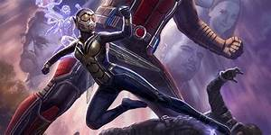 Giant-Man Appears On Ant-Man 2 Poster | Screen Rant