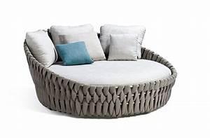 Canape Rond Exterieur : mobilier ext rieur design tribu contemplez la collection ~ Teatrodelosmanantiales.com Idées de Décoration