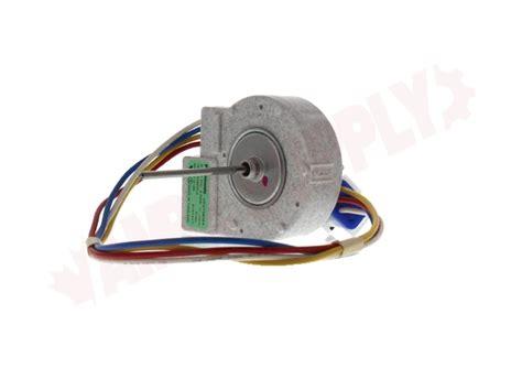 wrf ge refrigerator evaporator fan motor amre supply
