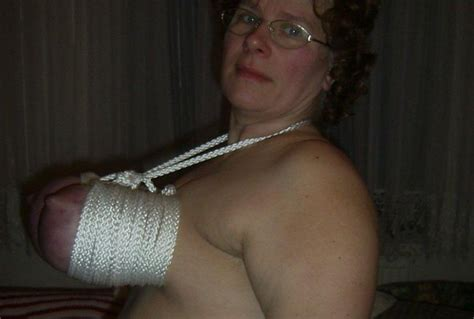 139 In Gallery Tied Up Titties 5 Picture 8