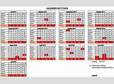 Kalender Pendidikan SD, SMP, SMA, SMK, Tahun Pelajaran