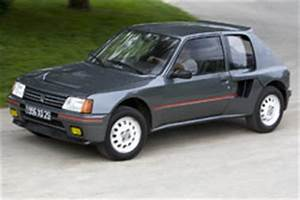 205 Gti Turbo 16 : peugeot 205 turbo 16 s rie 200 1984 1985 collector ~ Maxctalentgroup.com Avis de Voitures