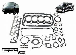 Kit Junta Motor Completo Kia Besta 2 2 Sportage 2 2 Diesel