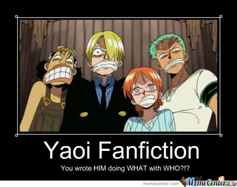 Fanfiction Memes - yaoi fanfiction by illishar meme center
