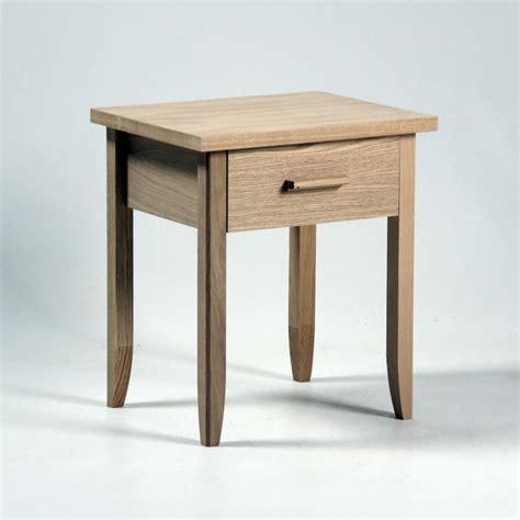 table chambre table de chevet en bois massif brin d 39 ouest