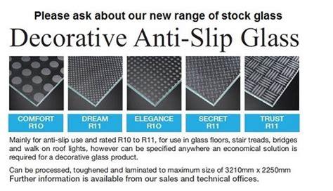 for floor stair glass anti slip glass anti slip stair