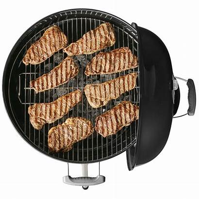 Grill Kettle Barbecue Charcoal Ranch Weber Master