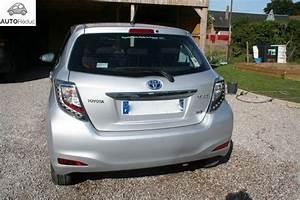 Toyota Yaris Hybride Dynamic : achat toyota yaris hybride dynamic pack zen d 39 occasion pas cher 12 500 ~ Gottalentnigeria.com Avis de Voitures