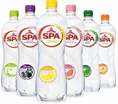 Spa Touch Bruisend Citroen Een Er Water