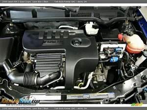 2006 Saturn Ion 3 Quad Coupe 2 2 Liter Dohc 16