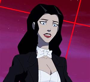 Zatanna | Young Justice | Pinterest | Young justice ...