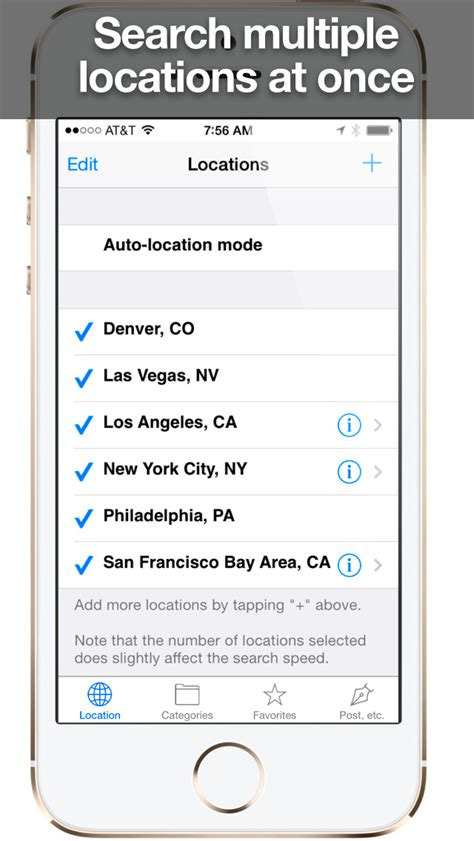 iphone 5 craigslist daily for craigslist iphone version best apps and