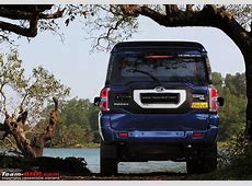 Mahindra Scorpio Official Review Page 5 TeamBHP