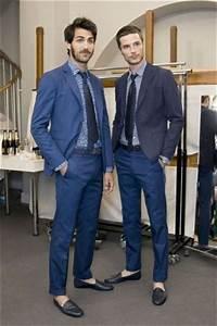 le style hermes mode hommes p e 2014 depeche mode tex With nice couleur qui se marie avec le bleu 13 le costume