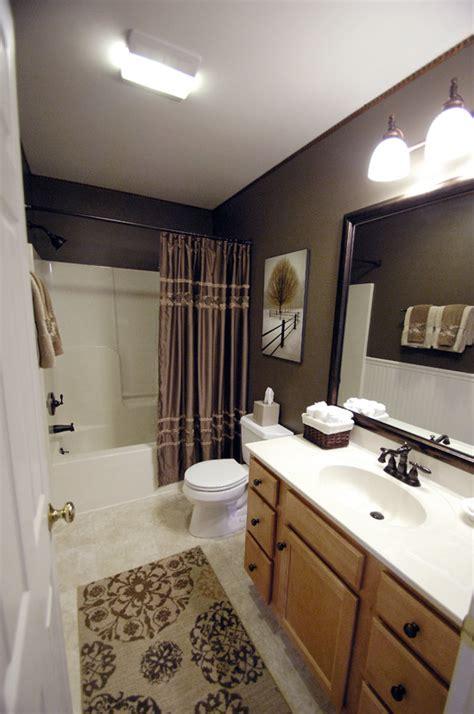 guest bathroom update living rich