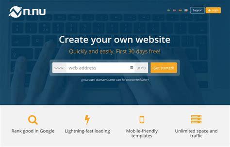 create   professional website  nnu