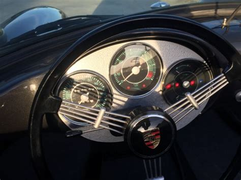 Porsche 550 Spyder Replica 1955 Vintage Spyders 2332cc