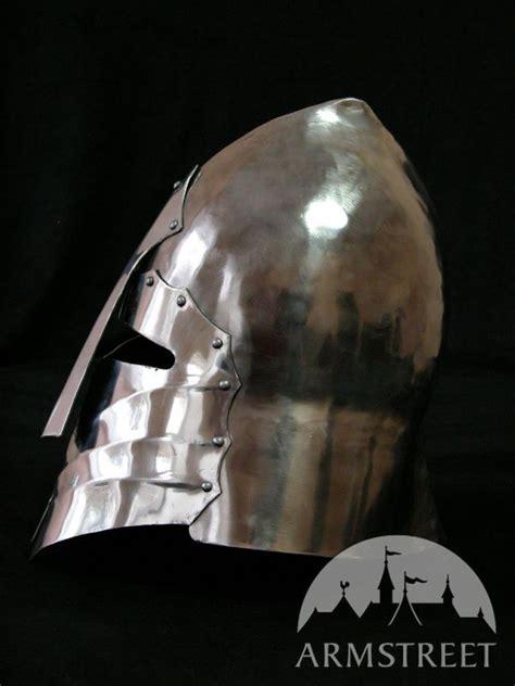 medieval helm helmet sca reenactment knight armor helm