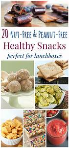 20 Nut-Free and Peanut-Free Healthy Snacks Perfect for ...