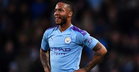 The website contains a statistic about the performance data of the player. Raheem Sterling hints at Liverpool return - Lfc Rumour