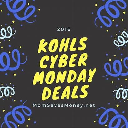 Monday Cyber Kohl Momsavesmoney Ad