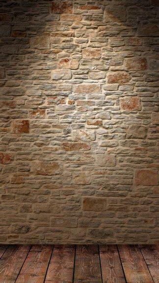Brick Wall And Wood Floor Iphone 6 Wallpaper